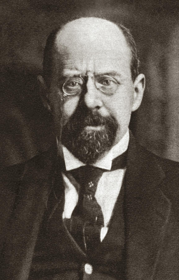 20th Century Photograph - Emile Vandervelde (1866-1938) by Granger