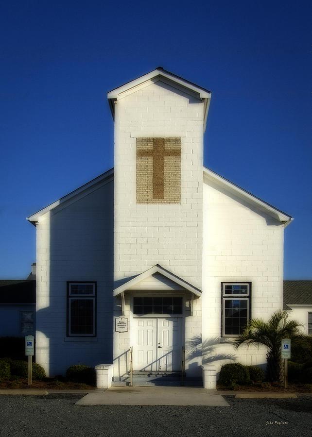 Emma Anderson Chapel Topsail Island NC by John Pagliuca