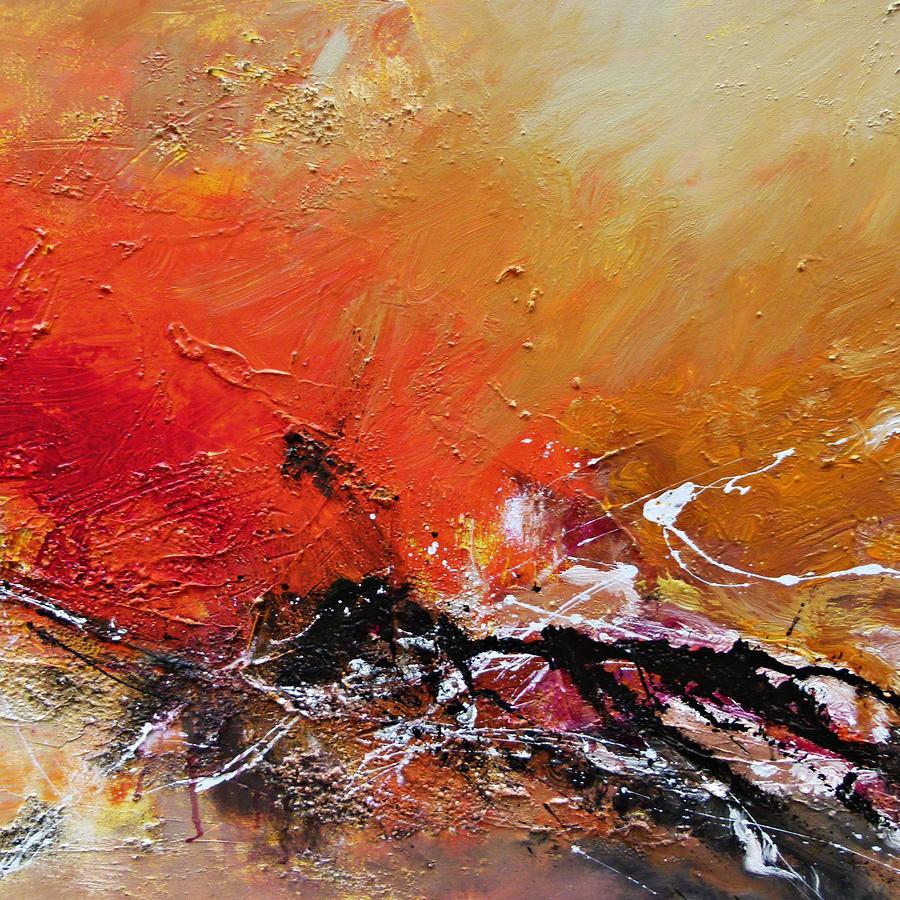 Emotion Painting - Emotion 2 by Ismeta Gruenwald