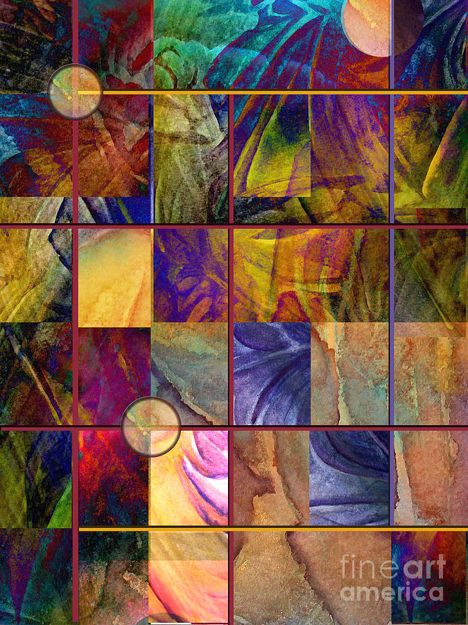 Emotive Tapestry Painting