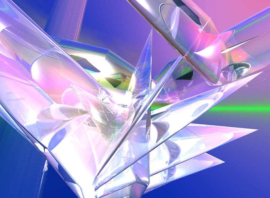 Oil Well Fire Digital Art - Emp Strike Earth Aug 24_2012 #20 by Stephen Donoho