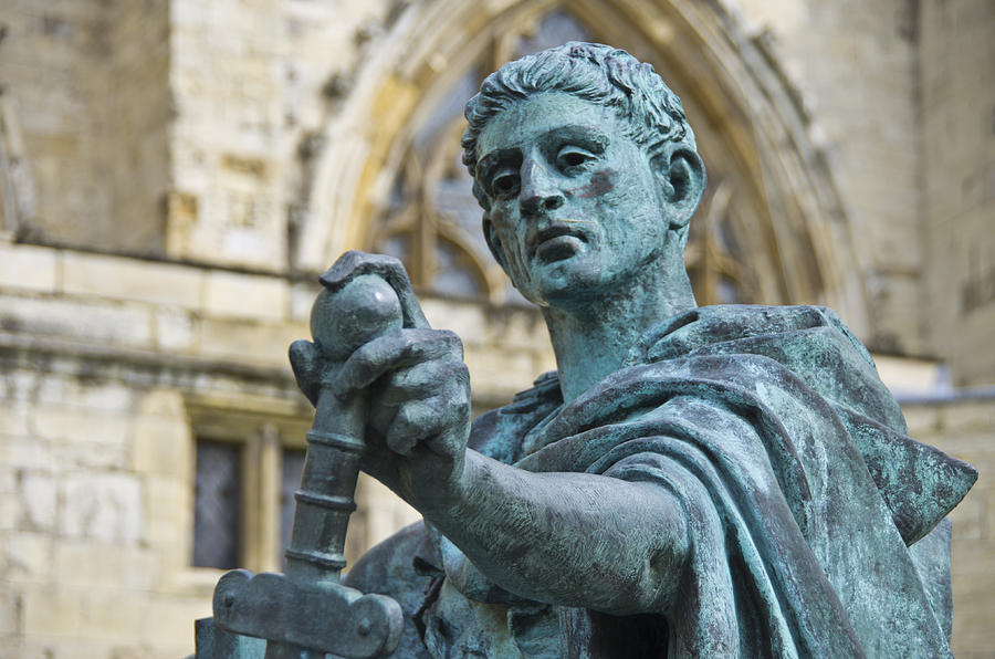 the religious conversion of constantine the great a roman caesar Constantine is the first roman emperor to convert to christianity  out towards  rome, constantine and his army saw a great cross in the sky.