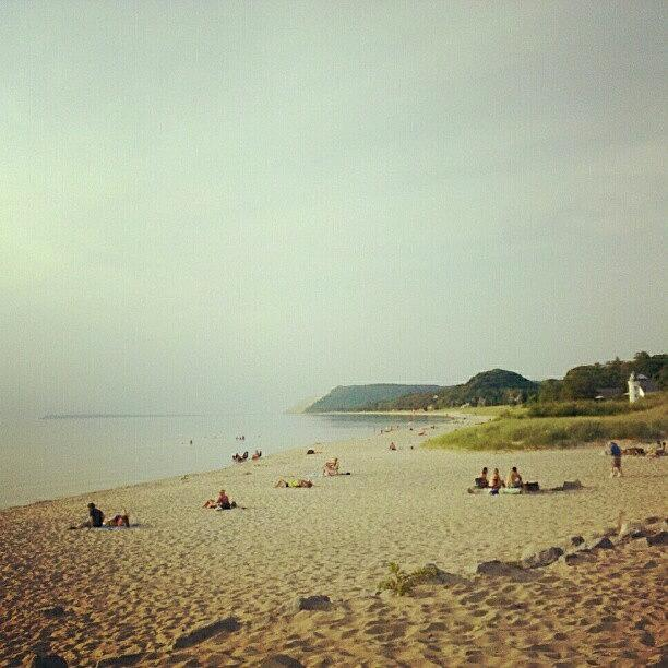 Michigan Photograph - Empire Beach by Jill Tuinier