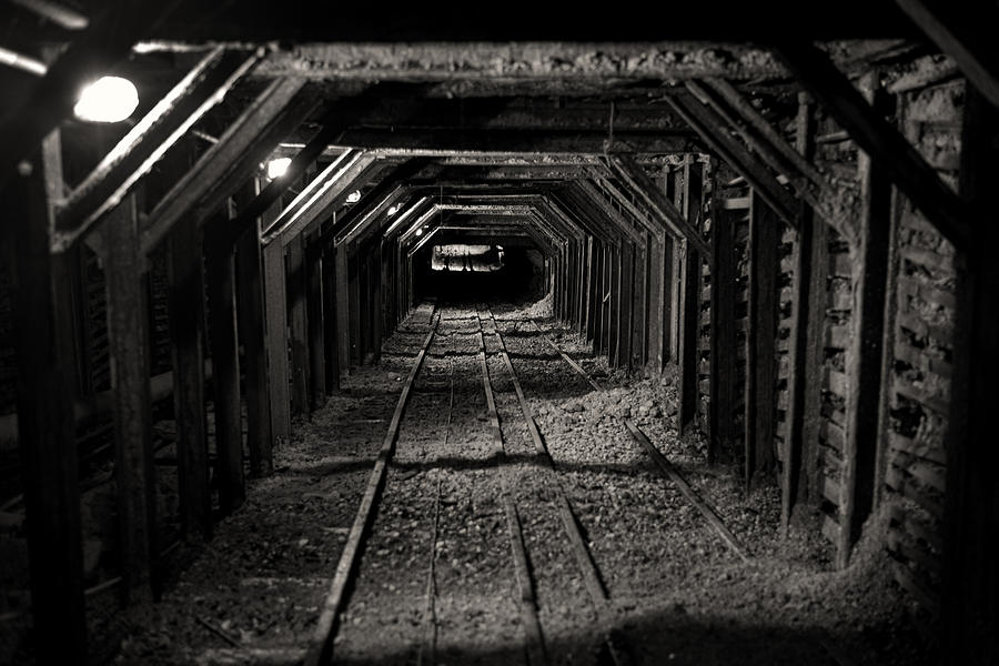 Empire Mine Shaft Photograph By Diego Re