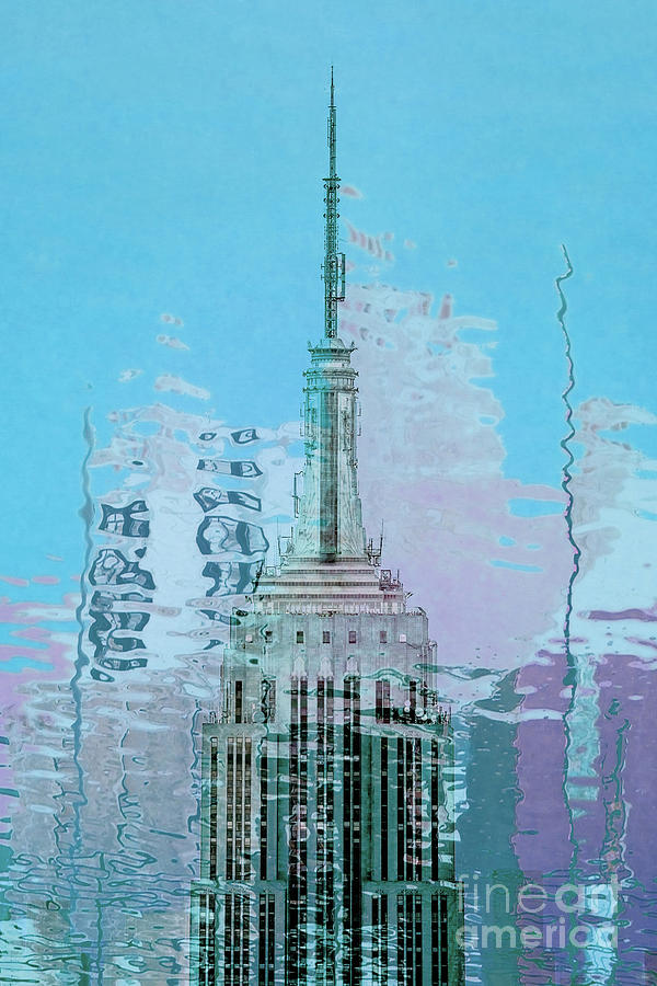 Empire State Building 1 Digital Art