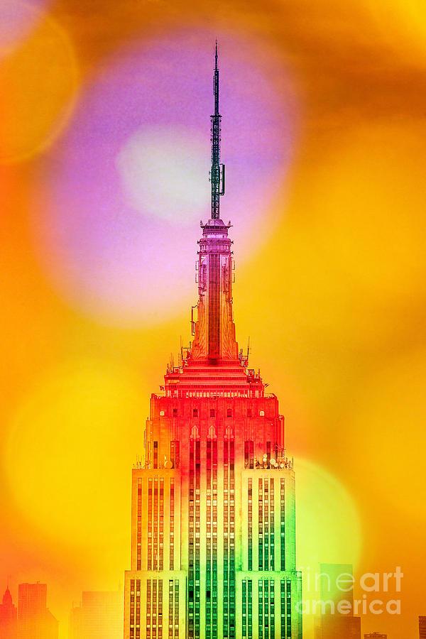 Empire State Building 6 Digital Art