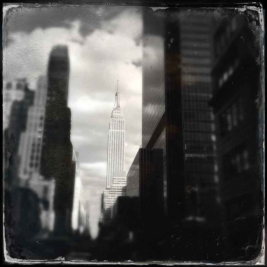 Empire State Building Photograph by Blackwaterimages