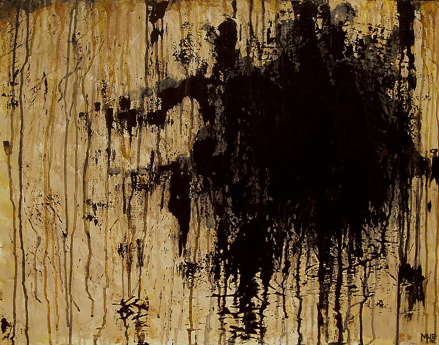 Emptiness Painting - Emptiness by Marlon Huynh