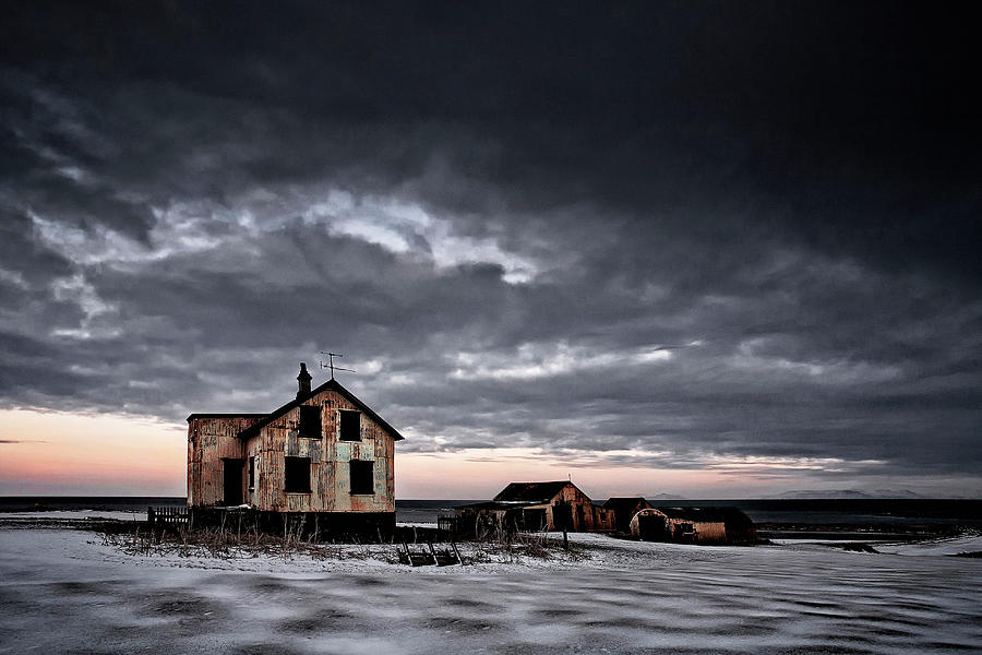 House Photograph - Emptiness by ?orsteinn H. Ingibergsson