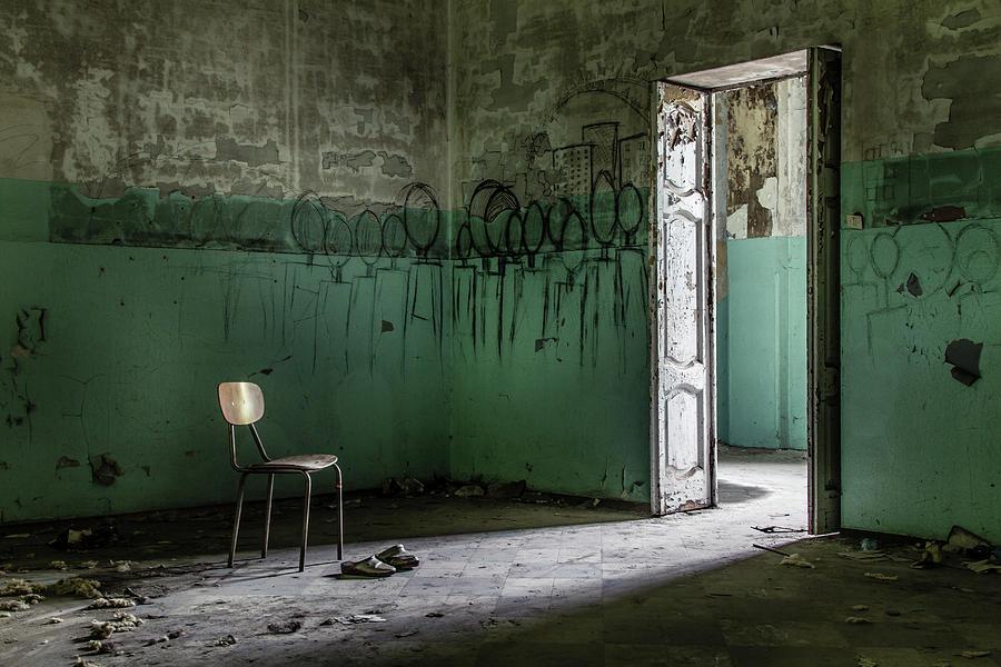 Empty Photograph - Empty Crazy Spaces by Marco Tagliarino