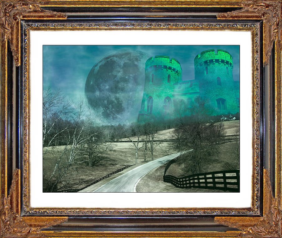 The Mixed Media - Enchanting Evening With Oz by Betsy Knapp