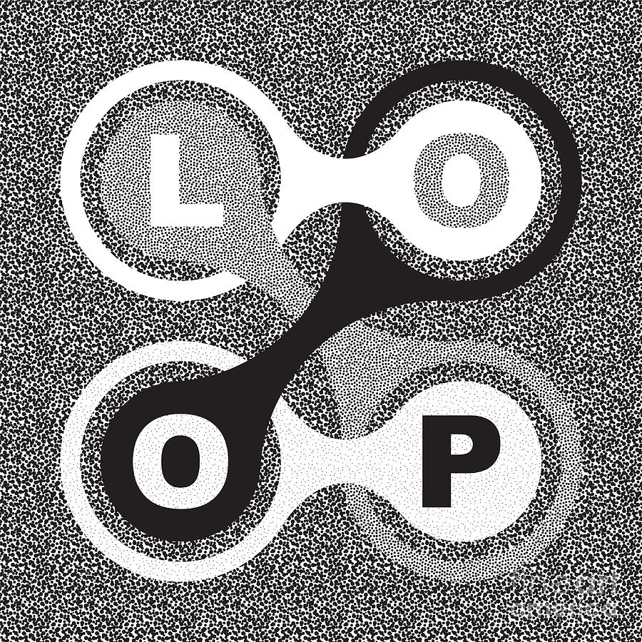 Chart Digital Art - Endless Loop by Igor Kislev
