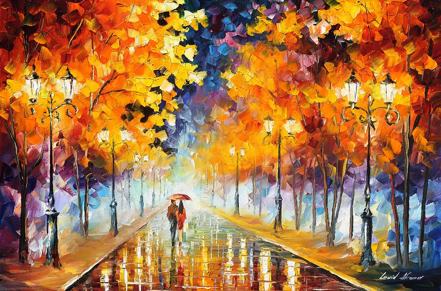 Endless Love Painting by Leonid Afremov