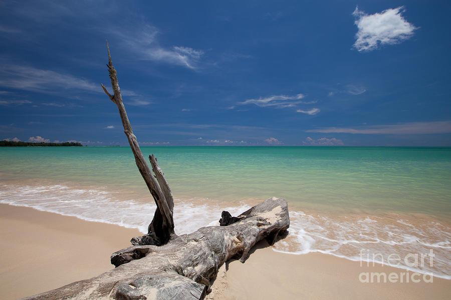 Khao Lak Photograph - Endless Paradise by Pete Reynolds