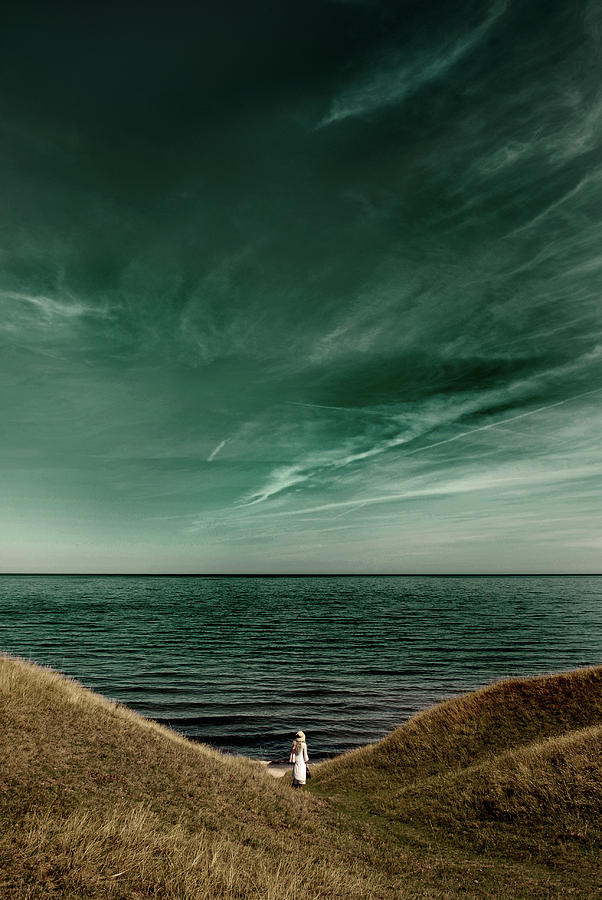Endless Photograph - Endless Sea by Kristoffer Jonsson