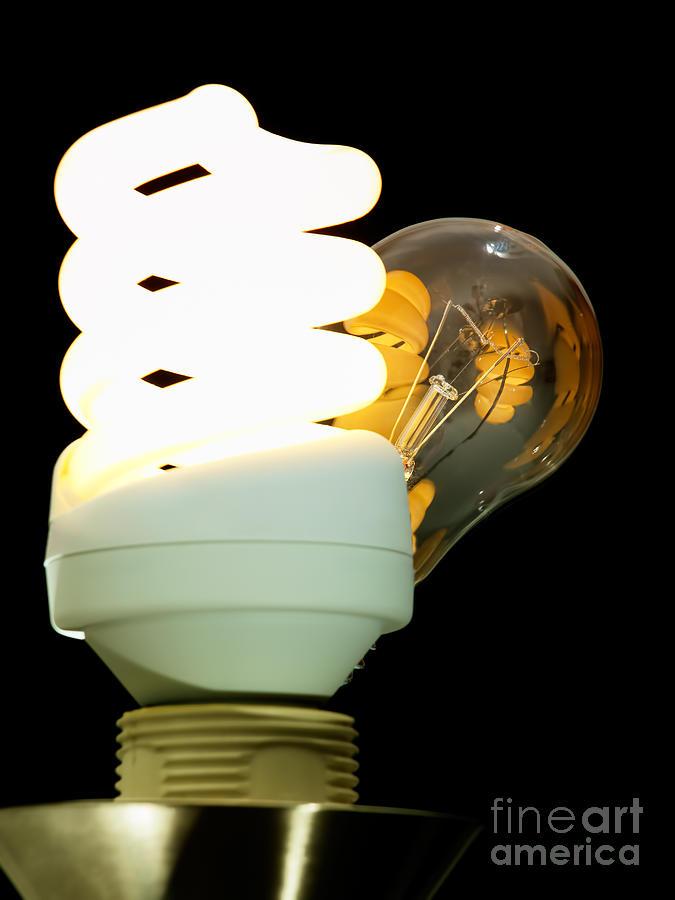 Energetic Efficiency Photograph