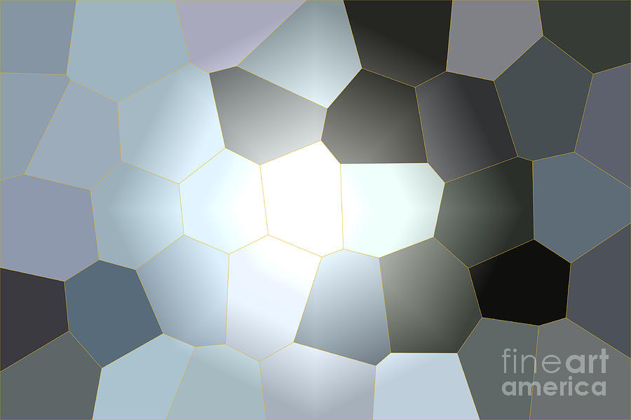 Abstract Photograph - Energy Within - Abstract Art by Carol Groenen
