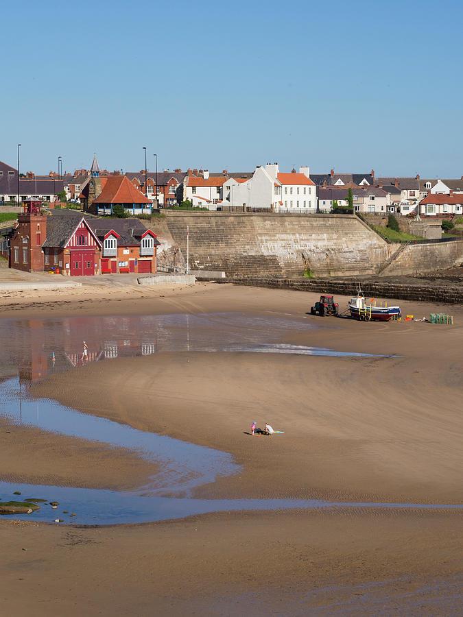 England, Tyne And Wear, Cullercoats Photograph by Jason Friend Photography Ltd
