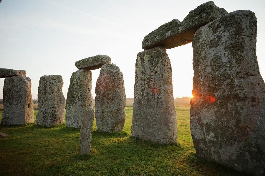 England,wiltshire,stonehenge Photograph by Eurasia Press