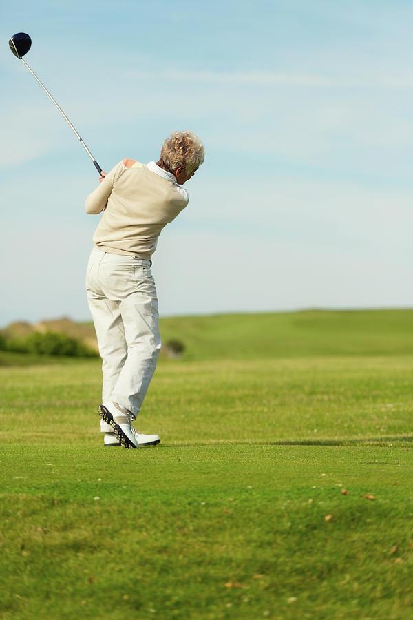English Golfer Photograph by Rich Legg