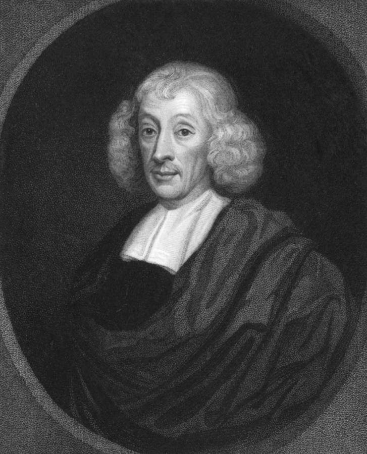 1690 Photograph - English Naturalist John Ray by Underwood Archives