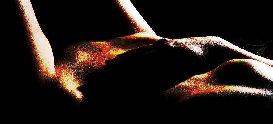 Nude Photograph - Enigma by Joe Kozlowski