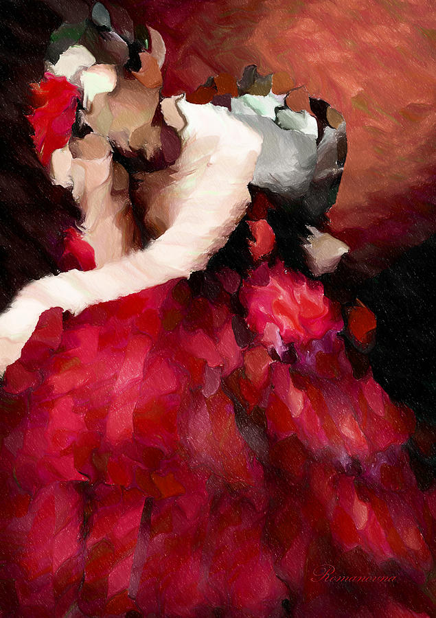 Enigma Of A Geisha - Abstract Realism Mixed Media by ... - photo #23