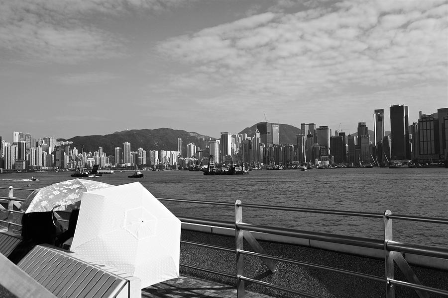 Hong Kong Photograph - Enjoying The Sun by Richard WAN