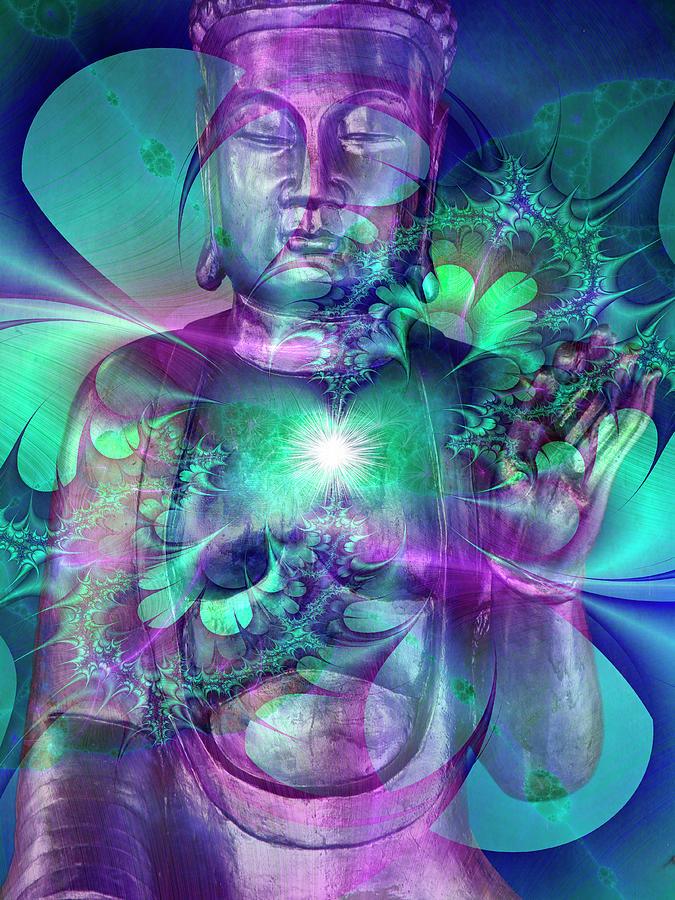 Enlightenment Digital Art by Images Etc Ltd