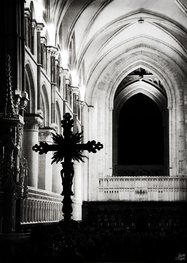 Canterbury Photograph - Enlightenment  by Lisa Knechtel