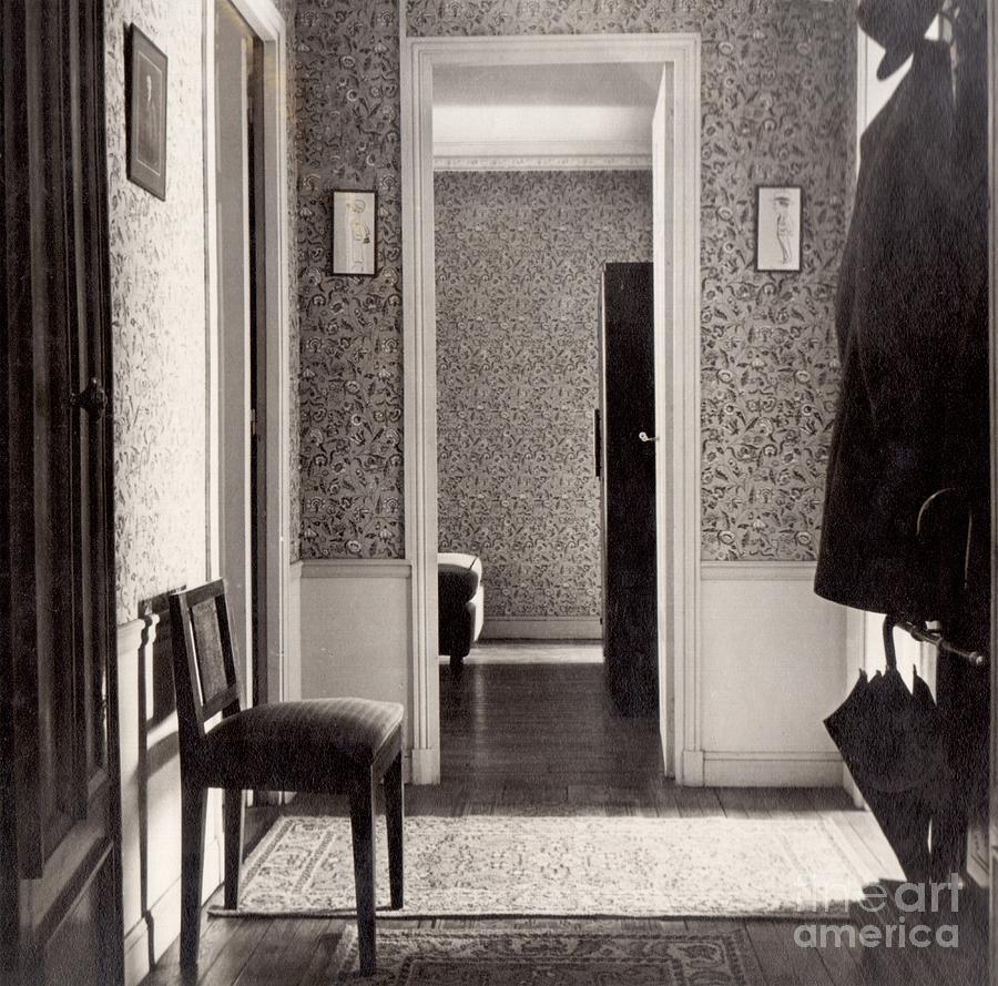 Art Deco Paris Apartment