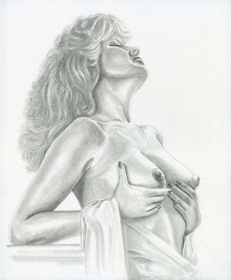 Nude Bdsm Sketches Women