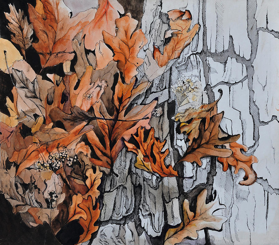 Abstract Painting - Eruption I by Rachel Christine Nowicki