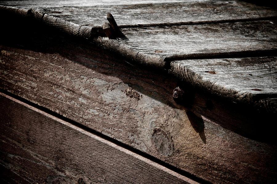 Escalator Photograph - Escalator To Limbo by Odd Jeppesen