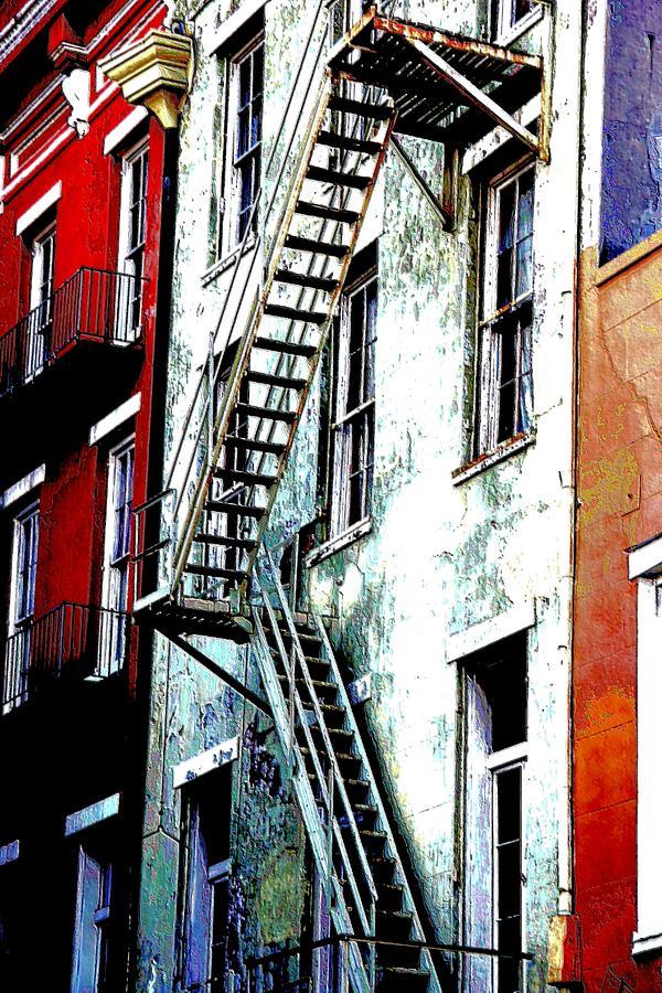 Building Photograph - Escape by Kathy Bassett