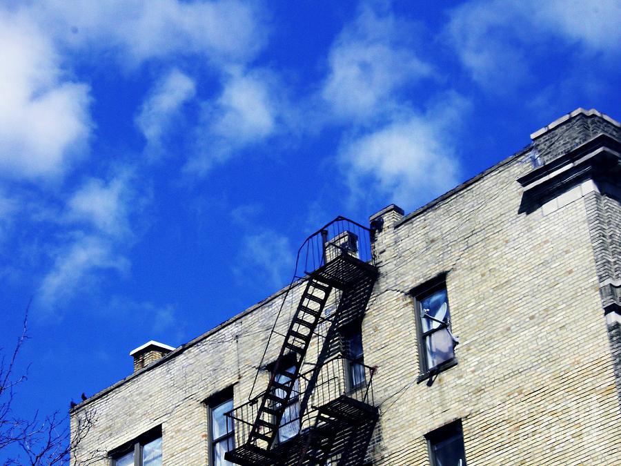Escape To The Clouds.sarah Loft Photograph - Escape To The Clouds by Sarah Loft