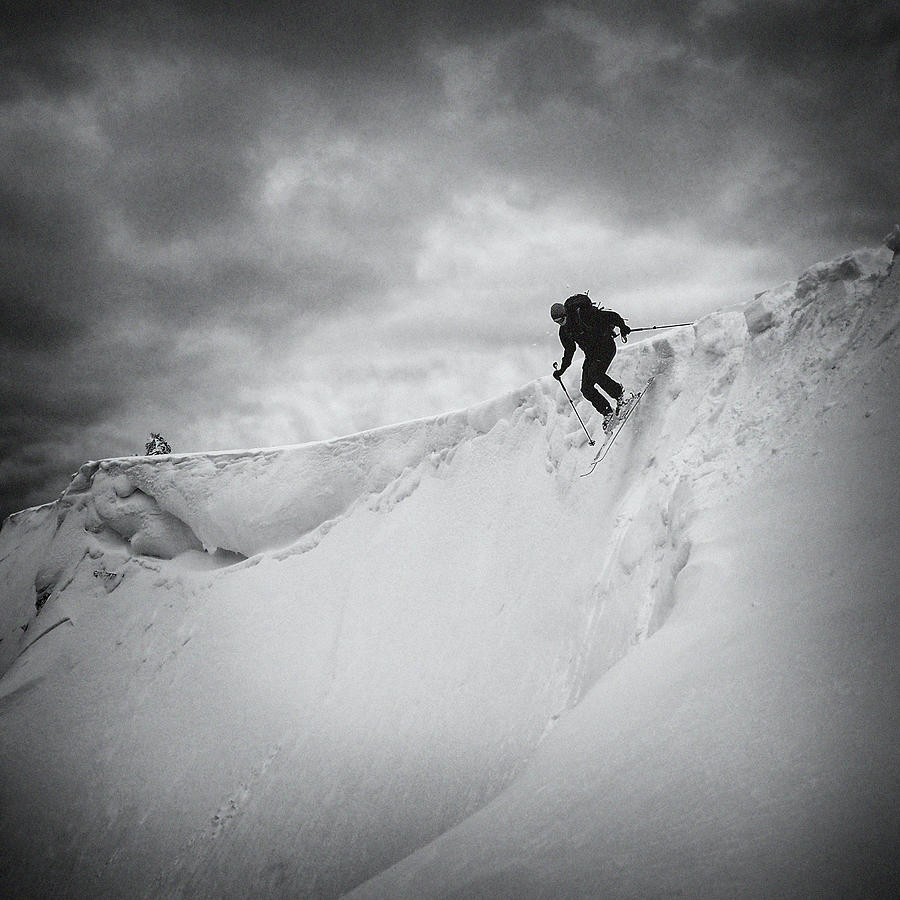 Action Photograph - Escape Xv by Marcel Rebro