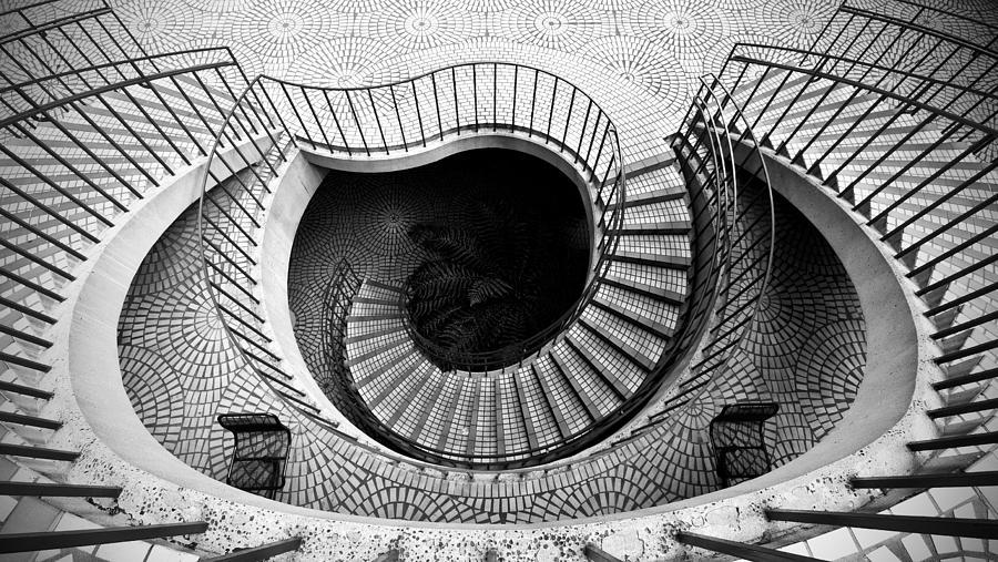 Fine Art Photograph - Escheresque by Alexis Birkill