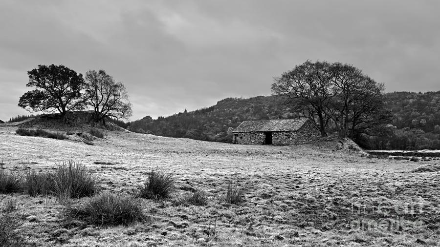 Eskdale Barn Photograph
