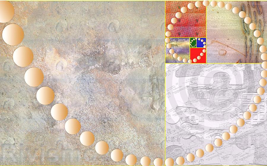 Phi Painting - Espiral Phi by Ramon Rivas - Rivismo