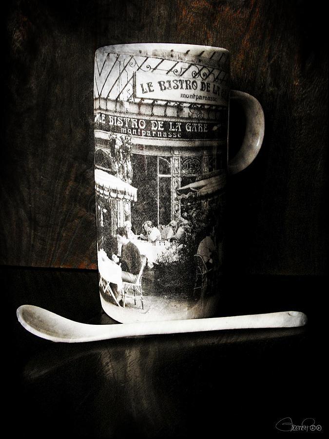 Coffee Digital Art - Espresso by Sheena Pike