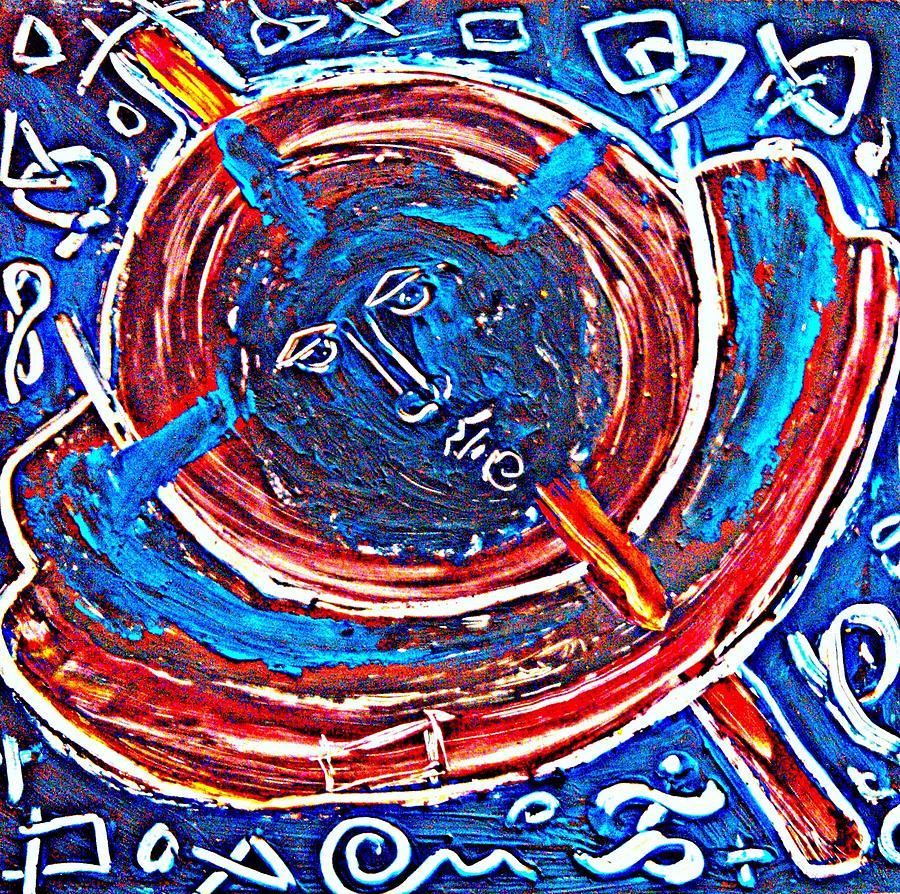 26.02.2013 Painting - Essence Of Everything by Branko Jovanovic