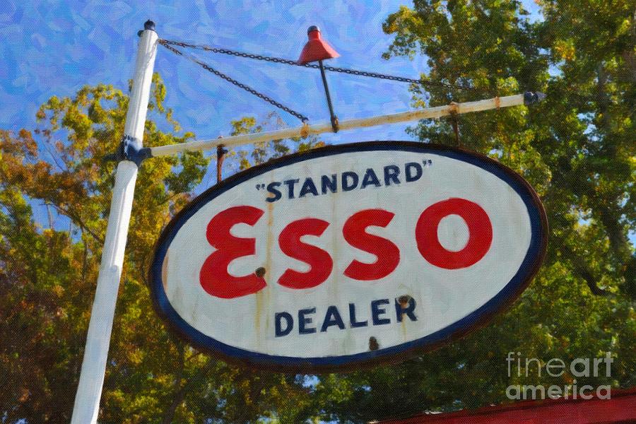 Esso Digital Art