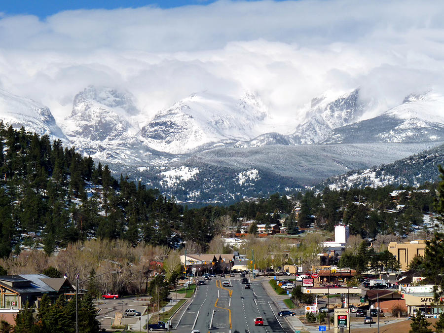 Tranquil Photograph - Estes Park In The Spring by Tranquil Light  Photography
