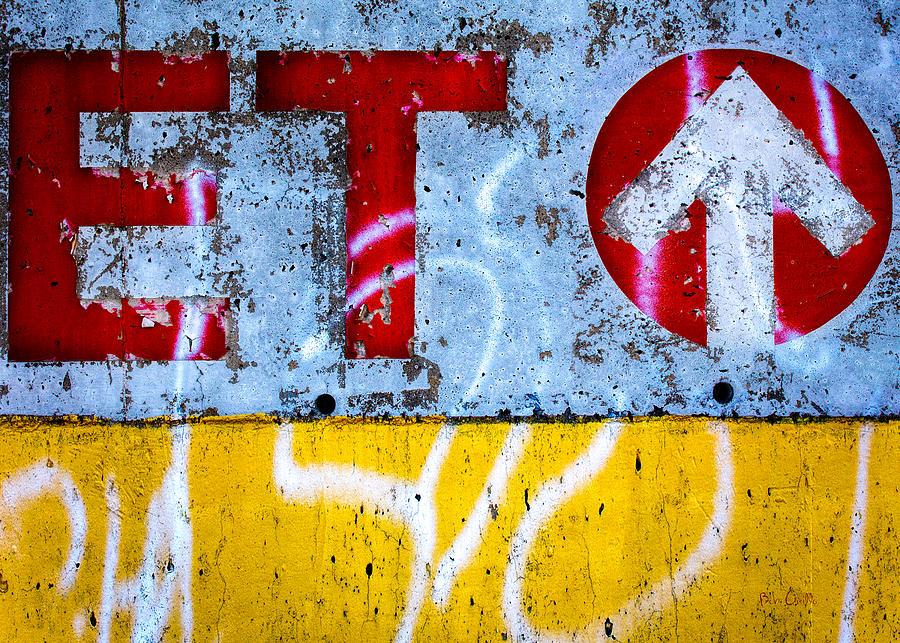 Et Photograph - ET  by Bob Orsillo