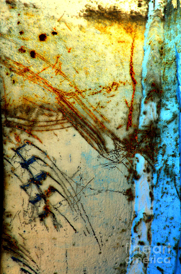 Abstract Photograph - Etched In Time by Lauren Leigh Hunter Fine Art Photography