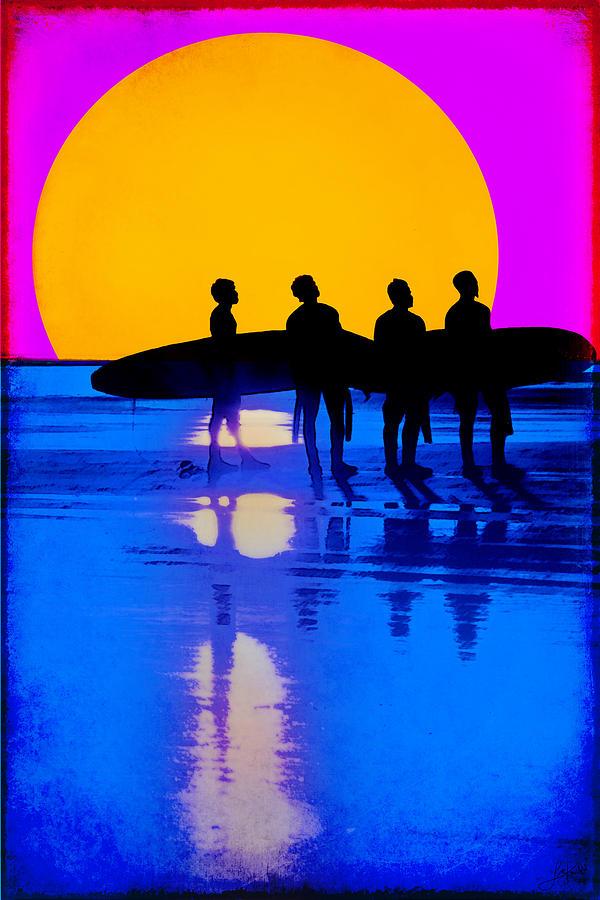 Summer Photograph - Eternal Summer by Lisa Knechtel