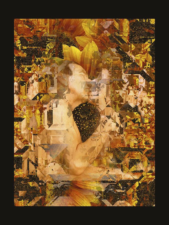 Nude Photograph - Eternally Yours by Kurt Van Wagner