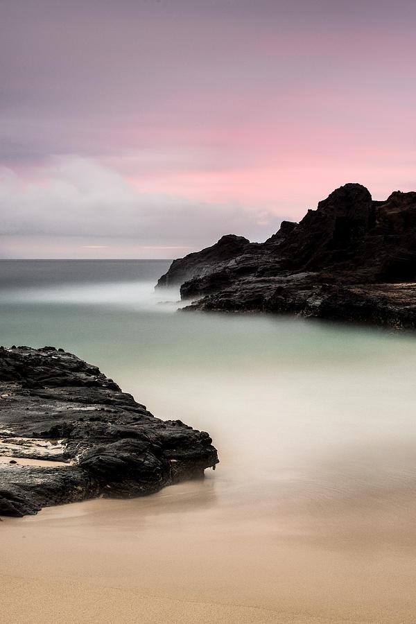 Landscape Photograph - Eternity Cove by Jason Bartimus