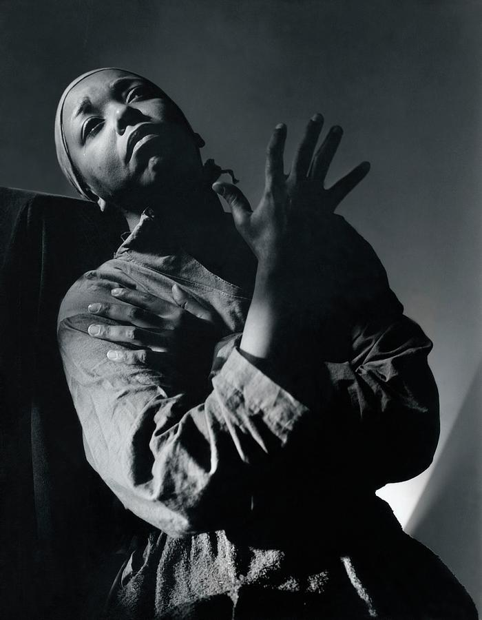 Ethel Waters As Hagar In Mambas Daughters Photograph by Horst P. Horst